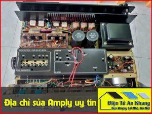Amply bị rè và cách khắc phục amply bị rè đơn giản 1