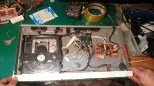 Sửa chữa đầu đĩa DVD Sony 1
